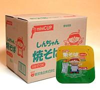 ★まとめ買い★ 新栄 しんちゃん焼そば 45g ×30個【イージャパンモール】