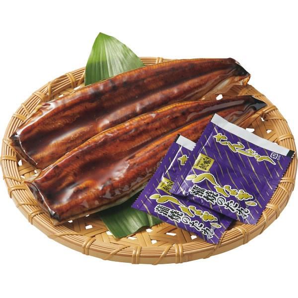 【送料無料】大森淡水 国産うなぎ蒲焼(長焼)2尾【ギフト館】