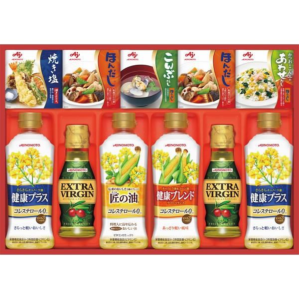 【送料無料】味の素 バラエティ調味料ギフト CSA-40N 【ギフト館】