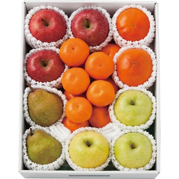 【送料無料】冬の旬の果物詰合せ【ギフト館】