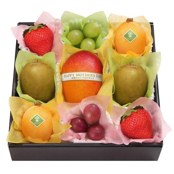 【送料無料】【母の日】母の日 果実のキモチ フルーツ宝石箱 M-H-FHR【ギフト館】