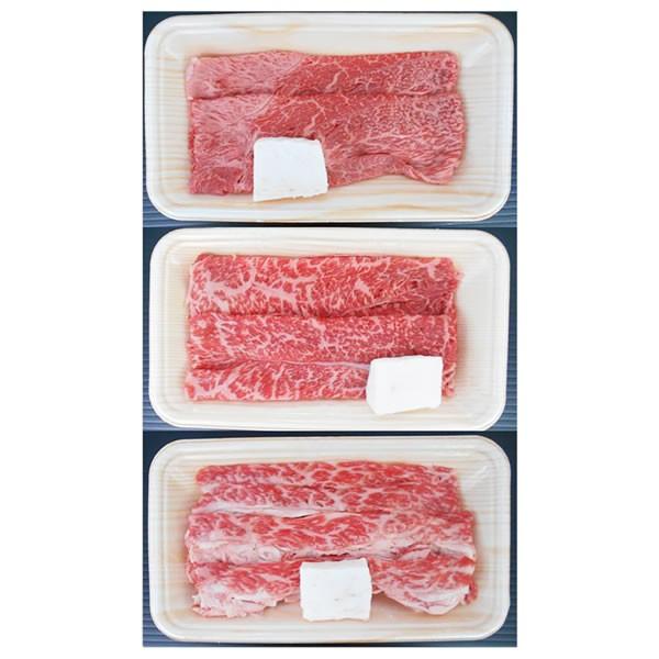【送料無料】【母の日】松阪牛 母の日 松阪牛すき焼き食べ比べセット MBUS40-100MA【ギフト館】