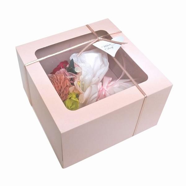 【送料無料】【母の日】母の日 フラワーブーケ/ピンク B13420S【ギフト館】