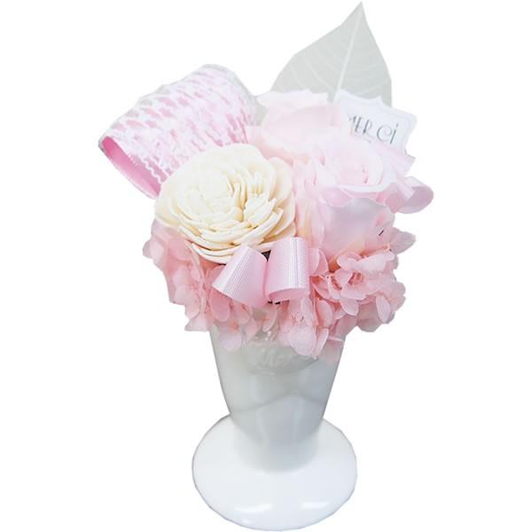 【送料無料】【母の日】母の日 プリザーブドフラワー(アイスクリーム) SC-80910【ギフト館】