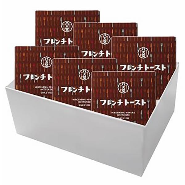 【送料無料】【父の日】八天堂 父の日 フレンチトースト6個詰合せ A050【ギフト館】