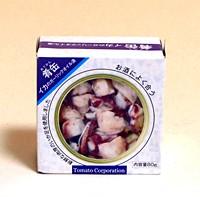 トマトCP 肴缶 イカのガーリックオイル漬 スペイン産 80g【イージャパンモール】
