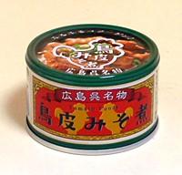 ヤマトフーズ 鳥皮みそ煮缶 130g【イージャパンモール】