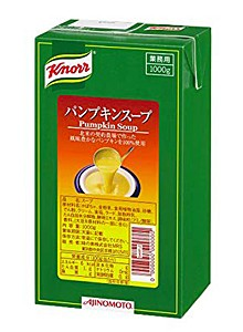 味の素 クノール パンプキンスープ アセプティック 1000g【イージャパンモール】