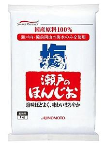味の素 瀬戸のほんじお 1Kg【イージャパンモール】