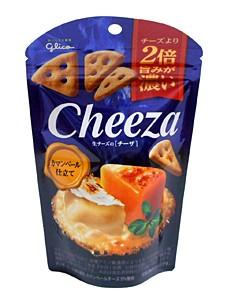 グリコ 生チーズのチーザ カマンベールチーズ仕立て 40g【イージャパンモール】