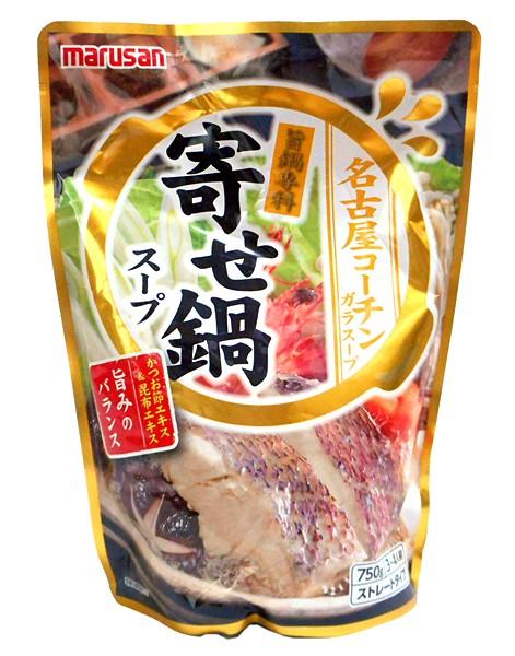 マルサンアイ 旨鍋専科寄せ鍋スープ750g【イージャパンモール】