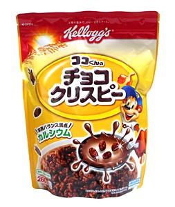 ケロッグ チョコクリスピー 260g【イージャパンモール】