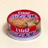 イナバ ぶた大根 80g【イージャパンモール】