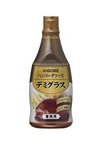 カゴメ ハンバーグソース デミグラス ボトル 500g【イージャパンモール】
