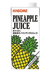 カゴメ パインアップルジュースホテルレストラン用 1000ml【イージャパンモール】
