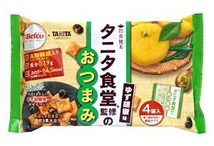栗山 タニタ食堂監修のオツマミ柚子胡椒味 84g【イージャパンモール】