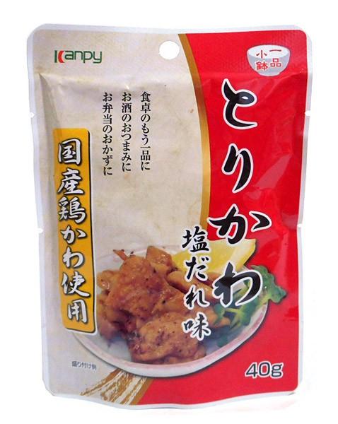 カンピー とりかわ塩だれ味 40g【イージャパンモール】