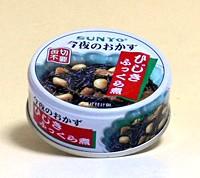 サンヨー堂 ひじきふっくら煮 P4缶【イージャパンモール】