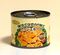 サンヨー堂 マッシュルームスライス 8号缶【イージャパンモール】