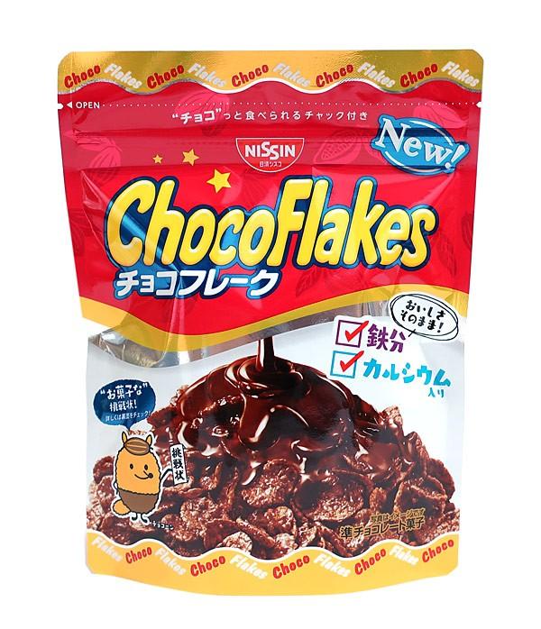 日清シスコ チョコフレーク80g               【イージャパンモール】