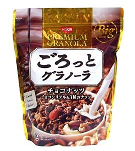 日清シスコ ゴロットグラノーラチョコナッツ 500g【イージャパンモール】
