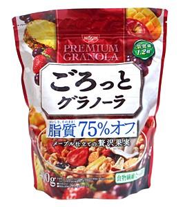 日清シスコグラノーラ脂質75%オフ贅沢果実【イージャパンモール】