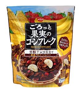 日清シスコ ゴロット果実のコーンフレーク芳醇チョコ200g【イージャパンモール】
