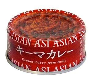 マルハニチロ アジアン味シリーズ キーマカレー 65g【イージャパンモール】