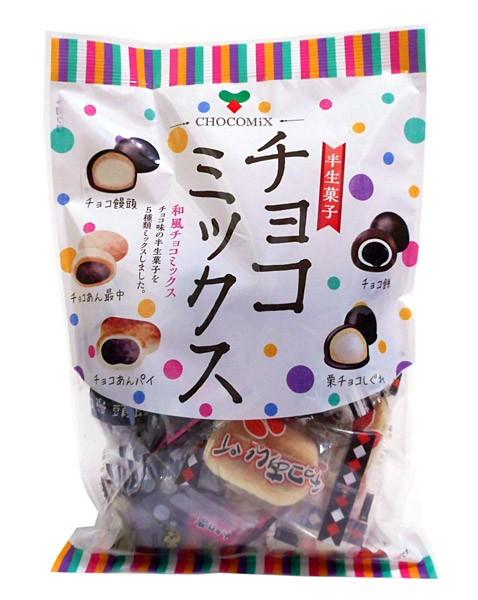 戸田屋 半生菓子チョコミックス175g【イージャパンモール】