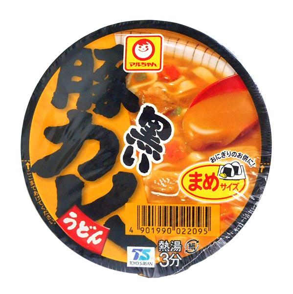 東洋水産(株)# 黒いまめ豚カレーうどん 42g【イージャパンモール】