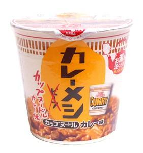 日清 カレーメシカップヌードルカレー味【イージャパンモール】
