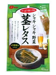 なとり シャキシャキ野菜茎レタス梅しそ味 35g【イージャパンモール】