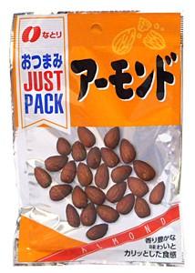 ナトリ JP アーモンド 25g【イージャパンモール】