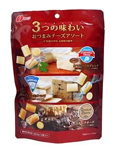 なとり おつまみチーズアソート 60g【イージャパンモール】
