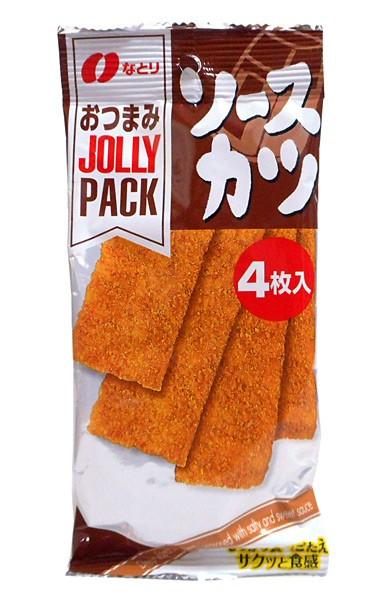 なとり JOLLYPACKソースカツ4枚【イージャパンモール】