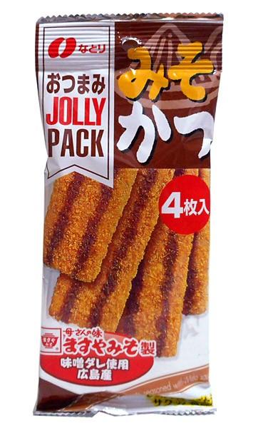 なとり JOLLYPACKみそかつ4枚入【イージャパンモール】