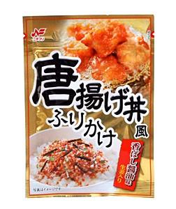 ニチフリ 唐揚げ丼風ふりかけ 25g【イージャパンモール】