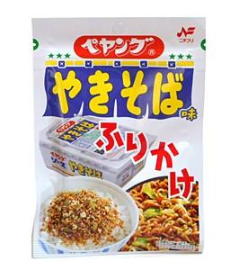ニチフリ ペヤングソース焼そば味ふりかけ 25g【イージャパンモール】