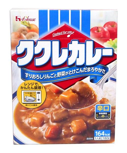 ハウス食品 ククレカレー 辛口 【イージャパンモール】