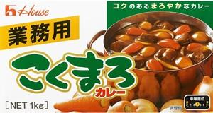 ハウス こくまろカレー 1Kg【イージャパンモール】