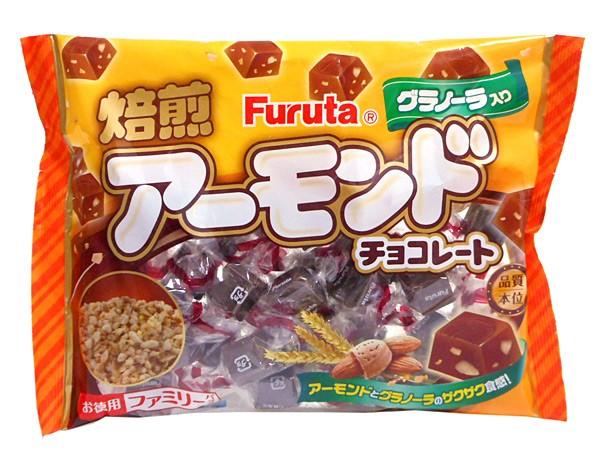 フルタ 焙煎アーモンドチョコレート160g【イージャパンモール】
