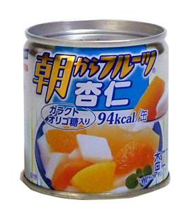 ハゴロモ 朝からフルーツ 杏仁 M2缶【イージャパンモール】