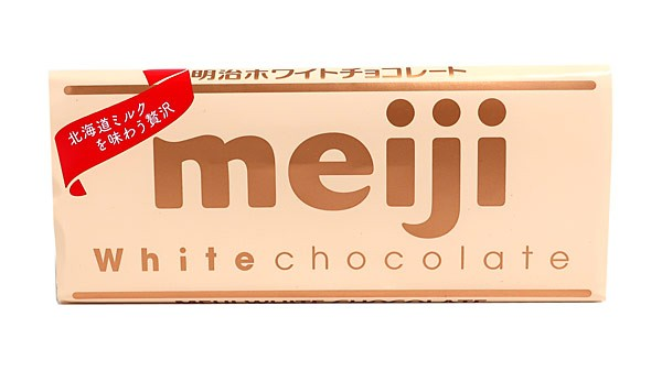 明治 ホワイトチョコレート 40g【イージャパンモール】
