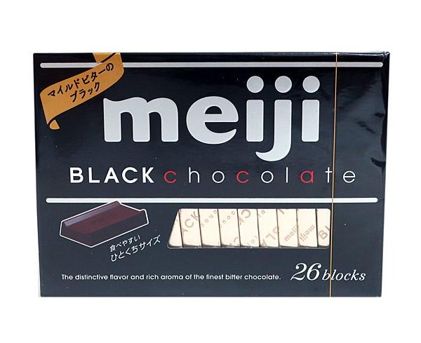 明治 ブラックチョコレートBOX 120g【イージャパンモール】