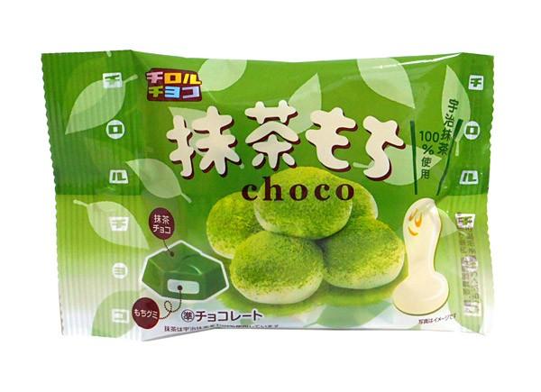 チロルチョコ 抹茶もち袋 7個【イージャパンモール】