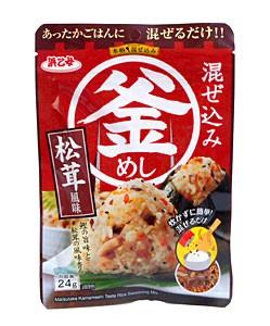 浜乙女 混ぜ込み釜めし 松茸風味 24g【イージャパンモール】