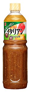 理研 野菜いっぱいドレ イタリアン 1L【イージャパンモール】