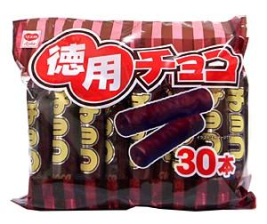 リスカ 徳用チョコ棒 30本 【イージャパンモール】