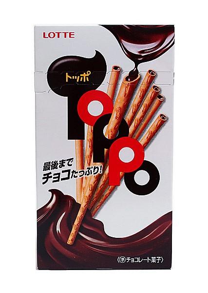 ロッテ トッポチョコ 2袋入 【イージャパンモール】