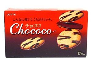 ロッテ チョココ 17枚【イージャパンモール】